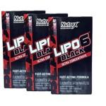 Combo 3 Lipo 6 Black 120Caps Ultra Concentrate