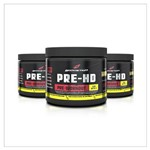 Combo 3 Pré HD (100g - Cada Pote) - BodyAction