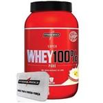 Combo Super - 100% Whey Baunilha + Porta Cápsula - Integralmédica