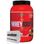 Combo Super - 100% Whey Chocolate + Porta Cápsula - Integralmédica