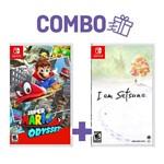 Combo Super Mario Odyssey + I Am Setsuna - Switch