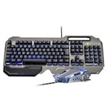 Combo Teclado + Mouse Gamer Warrior Ragnar Keon TC223