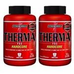 Combo 2 - Therma Pro Hardcore - 120 Cápsulas - Integralmédica