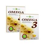 Combo 2 Unidades - Omega 3 60 Softgel Cada - Terra Verde
