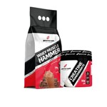 Combo Whey Muscle Hammer