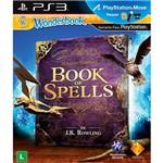Combo Wonderbook: Book Of Spells - PS3 (Game+Livro)