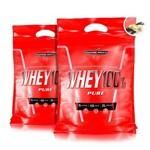 Combo 2x Superwhey 100% Pure 900g - Integralmedica