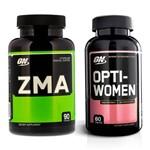 Combo Zma (90 Caps) On + Opti-women (60 Tablet) On