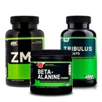 Combo Zma 90 Caps + Tribülüs 100 Caps + Beta-alanine On