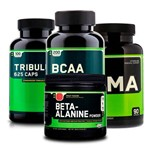 Combo Zma 90 + Tribülüs 100 + Beta-alanine + Bcaa 200 On