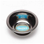 Comedouro Cachorro Chalesco Tigela Inox 2 - 900ml