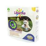 Comedouro Interativo Truqys Pets Labamba Food Laranja