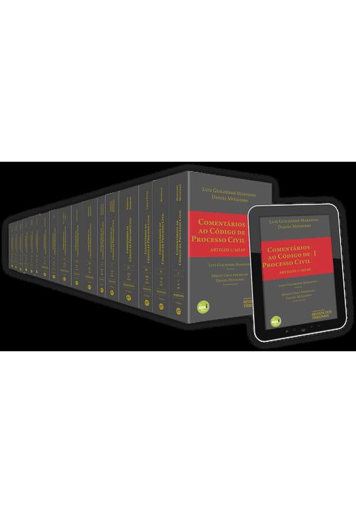 Comentários ao Código de Processo Civil - Coleção com 17 Volumes
