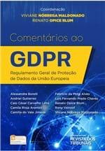 Comentários ao GDPR - 1ª Edição