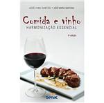 Comida e Vinho - Senac