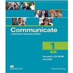 Communicate Listening & Speaking Skills 1 - Teacher''s CD & DVD