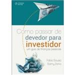 Como Passar de Devedor para Investidor - Cengage