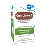 Complexo B C/ 100 Comprimidos