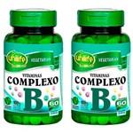Complexo B - 2 Un de 60 Cápsulas - Unilife