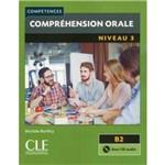 Comprehension Orale Niveau 3 - Livre + Cd Audio - 2º Edition
