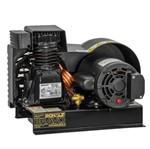 Compressor 4 Pés 140 Libras 1 HP Monofásico 110/220V Ar Direto - CSI-4BR/AD BRAVO - SCHULZ