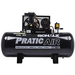 Compressor de Ar 20/200 Pratic Air Trif. Schulz - 92135200