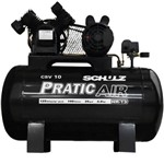 Compressor de Ar 10/100 Pratic Air Monof Schulz - 92135430