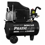 Compressor de Ar Csa 8,2 / 25 Litros Pratic Air