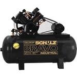 Compressor de Ar CSLV 60 Bravo/350 - 220/380V Trifásico - Schulz