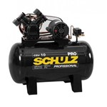 Compressor de Ar Csv-10/100 2hp - 60hz - Schulz