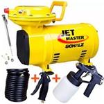 Compressor de Ar Direto Jet Master Schulz com Kit de Acessórios