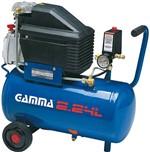 Compressor de Ar Gamma 24L com Kit - 2HP