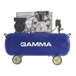 Compressor de Ar 2hp 100l Monofásico Gamma 220v 220v