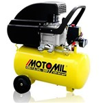 Compressor de Ar 2HP 24 Litros CMI 7.6/24 MotoMil