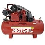 Compressor de Ar Industrial 25 Pés 6 HP 250 Litros Trifásico - MOTOMIL - MAW-25/250 3P