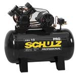 Compressor de Ar Linha PRO de Pistão CSV-10/100L - 921.7741-0 Schulz