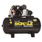 Compressor de Ar MSV 20 MAX/300 - 220/380V Trifásico MA - Schulz