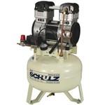 Compressor de Ar Odontológico Silencioso 9PCM 29 Litros Csd 9/30-Schulz-915.0363-0