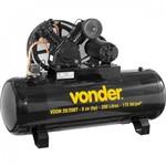 Compressor de Ar Vdon 20/200T Trifásico/380 V Vonder 220V