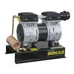 Compressor de Poço Artesiano Isento de Óleo CSD-5 AD, 1HP - Schulz 220V