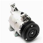 Compressor Fiat Bravo Doblo 1.8 2011 em Diante Grand Siena 1.4 8V 2015 1.6 16V 2014 em Diante