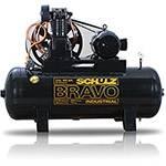Compressor Trifásico 220/380V CSL 40BR/250 - Schulz