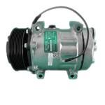 Compressor Universal 7H15 4 Passantes 12V 8PK Flex