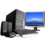 "Computador E4600 com Intel® Core 2 Duo Dual-Core 2GB 500GB DVD-RW Linux- Ezpac + Monitor Standard W1952TQ-PF 19"" (1440x900) Widescreen - LG"