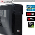 Computador Gamer Axtro, I5 7400, Geforce GTX 1050ti 4GB, HD 1TB
