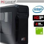 Computador Gamer Axtro, Intel G4400, 4Gb Ram, Gt 730, 500Gb