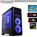Computador Gamer Tornado Intel Core I5, 8Gb Ram, GTX 1050ti 4gb, DDR4, HD 1TB