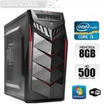 Computador Intel Core I5 3.1 Ghz, 4GB Ram, HD 500, Windows 7 Pro