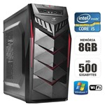 Computador Intel Core I5 3470 3.2 GHz , 8GB Ram, 500 HD, W7 C/ Wifi