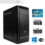 Computador Intel Core I5 Haswell 3.3 Ghz, 16GB Ram, HD 1TB, Windows 10